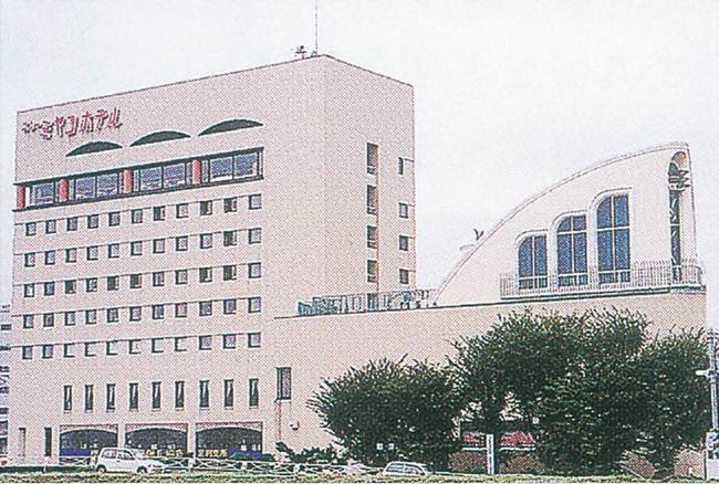 サムネイル:株式会社 ニューミヤコホテル 本館