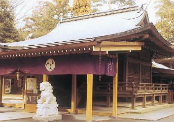 サムネイル:唐沢山神社