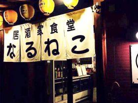 サムネイル:居酒屋食堂なるねこ